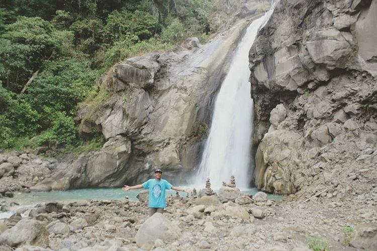 Air Terjun Mangku Sakti di Lombok Timur